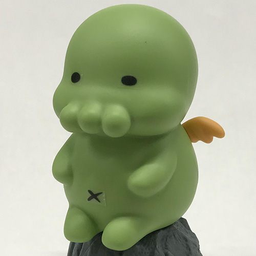 『ゆるるふ神話』クトゥルフ様レジンキットDX版
