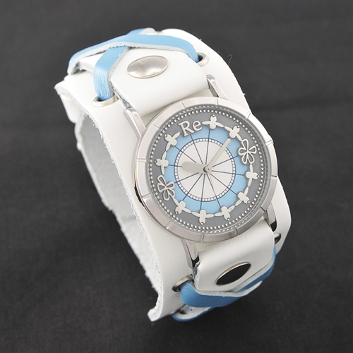Re:ゼロから始める異世界生活 × RMD Collaboration Wristwatch レム Model  X-Strap Men's Size