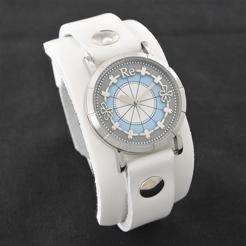 Re:ゼロから始める異世界生活 × RMD Collaboration Wristwatch レム Model  Unisex Size