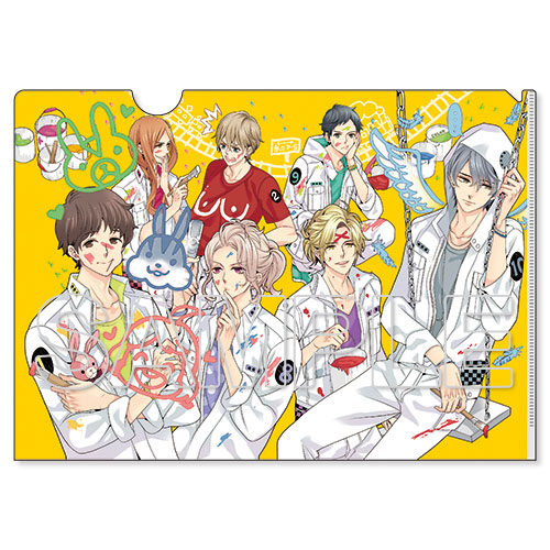 『BROTHERS CONFLICT』クリアファイル つなぎ2