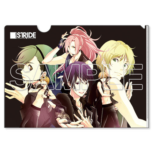『プリンス・オブ・ストライド』クリアファイル 09