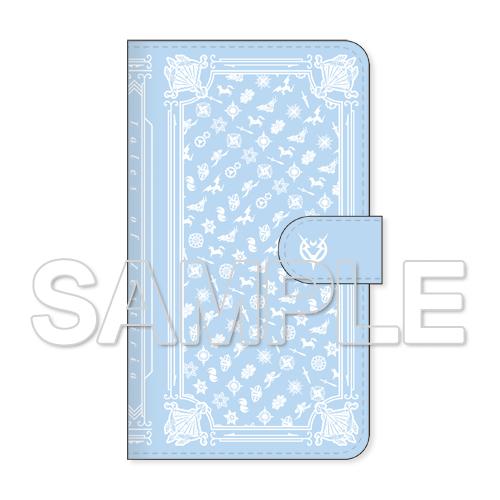 『テイルズ オブ ゼスティリア』手帳型スマートフォンケース(スレイ)