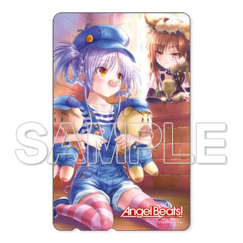 『Angel Beats!』天使ちゃんテレカ71