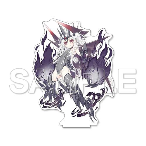 『ブレイブソード×ブレイズソウル』アクリル2Dフィギュア バハムート