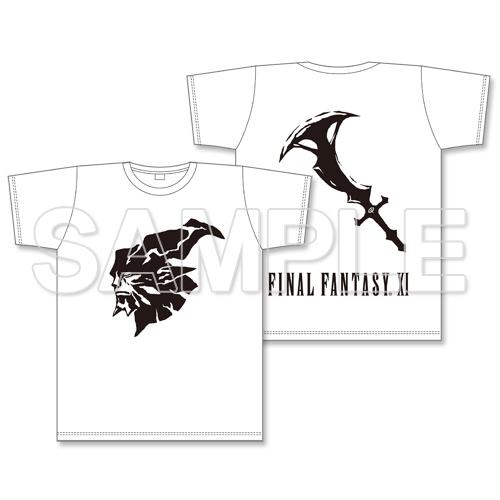 FINAL FANTASY XI 闇の王シルエットTシャツ L