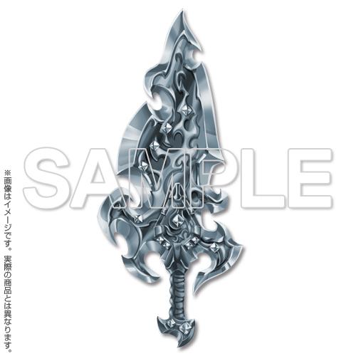 『ブレイブソード×ブレイズソウル』本当はC95限定だったメタル魔剣コレクション レヴァンテイン