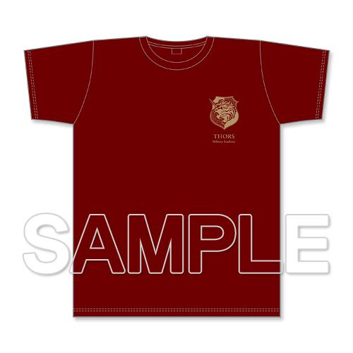『閃の軌跡』Tシャツ アカデミーレッド M