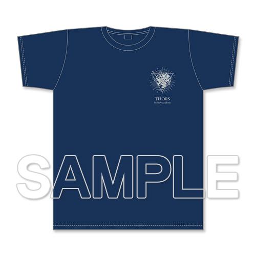 『閃の軌跡』Tシャツ アカデミーブルー L