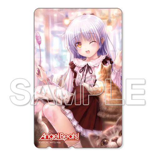 『Angel Beats!』天使ちゃんテレカ102