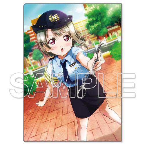 『虹ヶ咲学園スクールアイドル同好会』クリアファイル かすみ