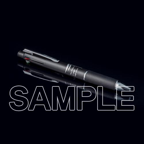 『魔法科高校の劣等生』ジェットストリーム 多機能ペン 4&1 トーラス・シルバーモデル