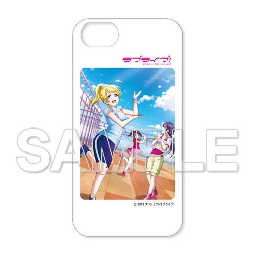 『ラブライブ!』iPhone6/6s/7/8ケース μ's 3年生Ver.
