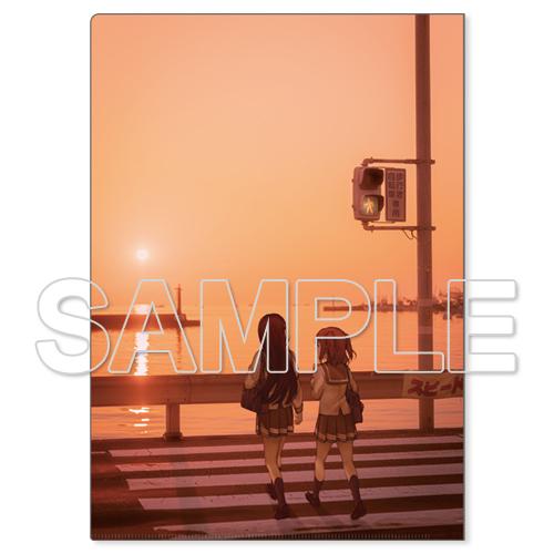 『ラブライブ!サンシャイン!!』クリアファイル Aqours ダイヤ&ルビィ[2]