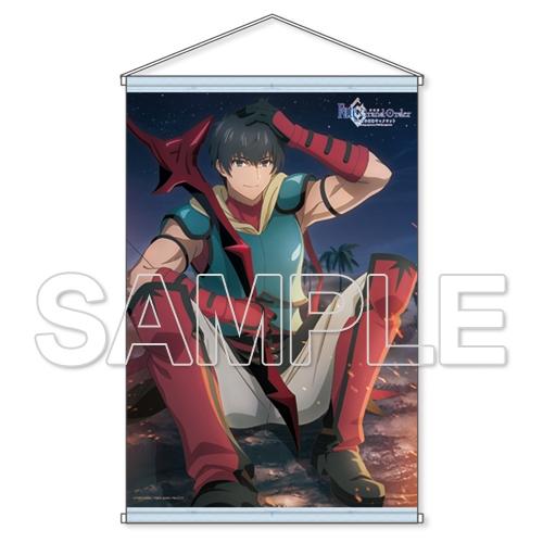 『Fate/Grand Order -神聖円卓領域キャメロット-』アーラシュB2タペストリー