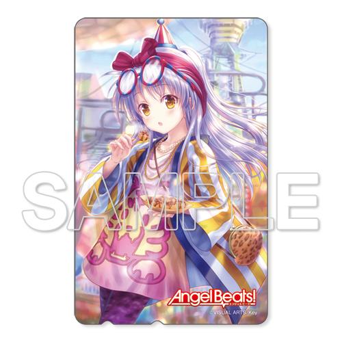 『Angel Beats!』天使ちゃんテレカ115