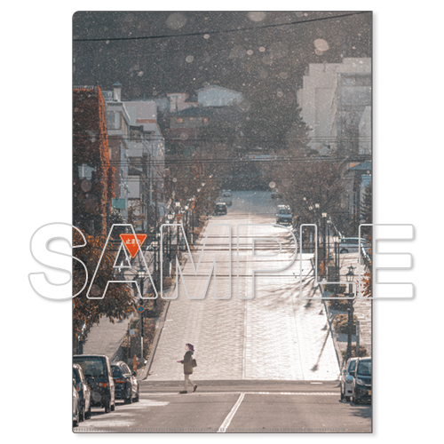 『ラブライブ!サンシャイン!!』クリアファイル Saint Snow 理亞[2]