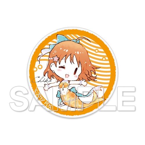 ラブライブ!サンシャイン!!School idol diary アクリルステッカー〜9 mermaids☆〜 高海千歌