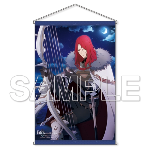 『Fate/Grand Order -神聖円卓領域キャメロット-』トリスタンB2タペストリー