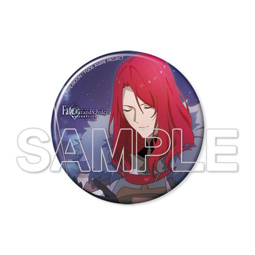 『Fate/Grand Order -神聖円卓領域キャメロット-』トリスタン BIG缶バッジ