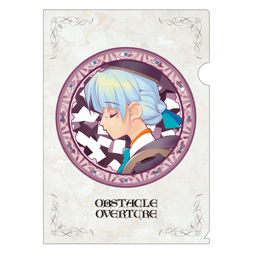 『OBSTACLE OVERTURE』 クリアファイル