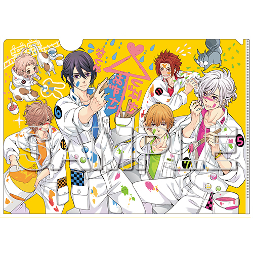 『BROTHERS CONFLICT』クリアファイル つなぎ