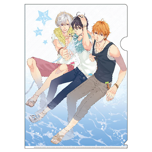 BROTHERS CONFLICT クリアファイル サマー