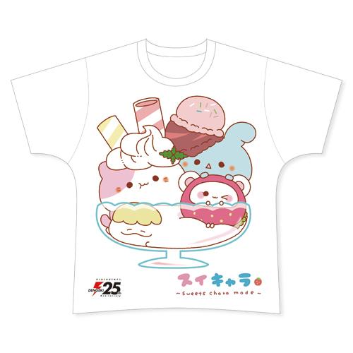 スイキャラ フルパネルTシャツ メンズS