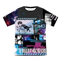 魔法科高校の劣等生 10周年記念 フルグラフィックTシャツ