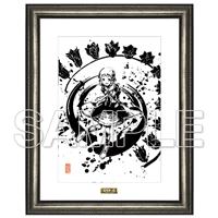 【2次受注】墨絵キャラファイングラフ 犬吠埼樹