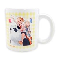 『苺ましまろ』マグカップ IchigoMug03 D柄