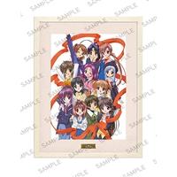 「シスター・プリンセス RePure」キャラファイングラフ-12人の妹たち-