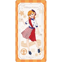 「ラブライブ!スーパースター!!」デスクマットコレクション START!! True dreams(澁谷かのん)