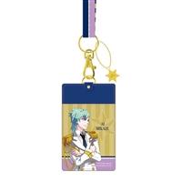 『うたの☆プリンスさまっ♪』ストラップ付パスケース 美風 藍
