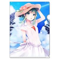 GUMI クリアファイル/夏服