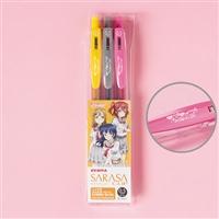 『ラブライブ!サンシャイン!!』サラサクリップ0.5 カラーボールペン Ver.1年生