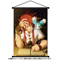 ビバ☆テイルズ オブ マガジン特製タペストリー[20](ルーク)