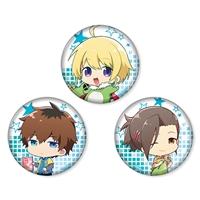 『アイドルマスター SideM 理由あってMini!』缶バッジセット Beit