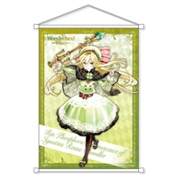 『Wonderland Wars』オリジナル称号&カスタムチャット特典付きB2タペストリー リン