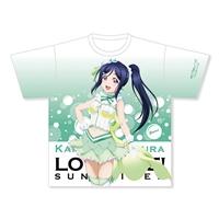 『ラブライブ!サンシャイン!!』フルグラフィックTシャツ 松浦果南