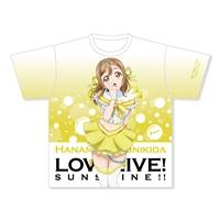 『ラブライブ!サンシャイン!!』フルグラフィックTシャツ 国木田花丸