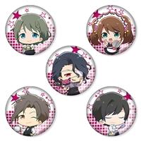 『アイドルマスター SideM 理由あってMini!』缶バッジセット Cafe Parade