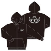 『四女神オンライン』ジップパーカー XL