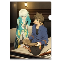 『ビバ☆テイルズ オブ マガジン』特製クリアファイル[9](TOZ)
