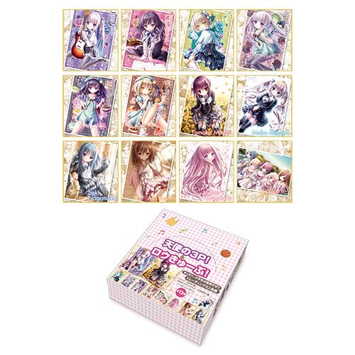 『天使の3P!』&『ロウきゅーぶ!』まったく、小学生は最高だぜ!!トレーディングミニ色紙 コンプリートBOX