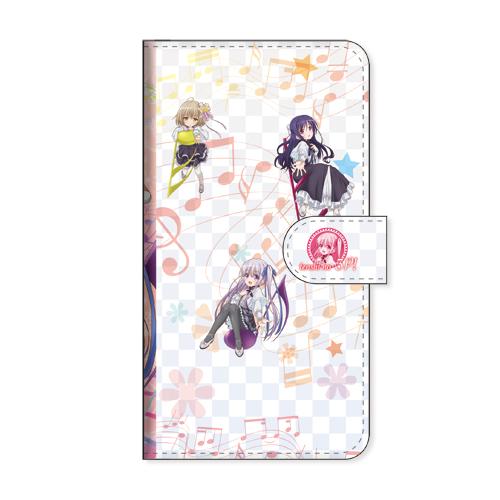 『天使の3P!』手帳型スマートフォンケース[3]