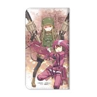 『ソードアート・オンライン オルタナティブ ガンゲイル・オンライン』手帳型スマートフォンケース[2]