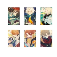 『ニル・アドミラリの天秤』トレーディングスクエア缶バッジ[2] コンプリートBOX