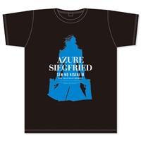 『閃の軌跡III』≪蒼≫のジークフリードTシャツ