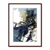 『エヴァンゲリオン ANIMA』山下いくと氏直筆サイン入り複製原画[2]