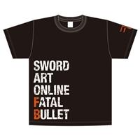 『ソードアート・オンライン フェイタル・バレット』スタッフTシャツ S